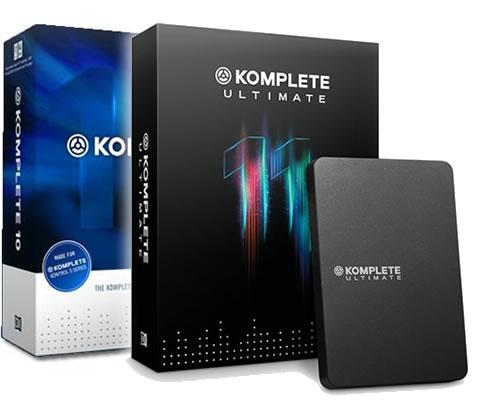 Komplete 10 & Komplete 11 Ultimate Upgrade