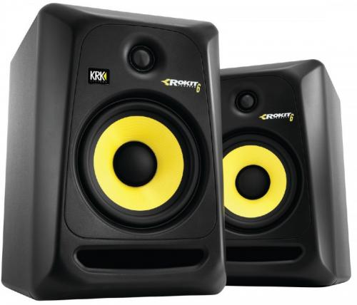 KRK Rokit 6 G3 (PAIR) with Cables