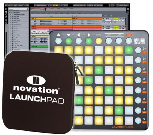 Novation Launchpad S with Free Case