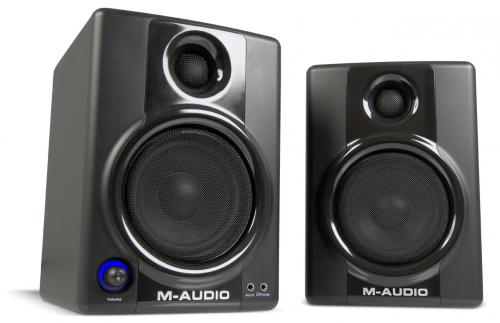 M-Audio AV40 Monitor