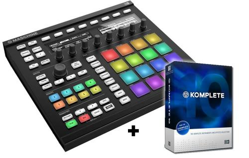 Maschine MK2 with Komplete 10