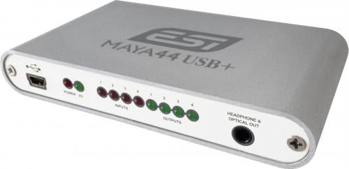 ESI MAYA44 USB+ 4 In / 4 Out USB Soundcard