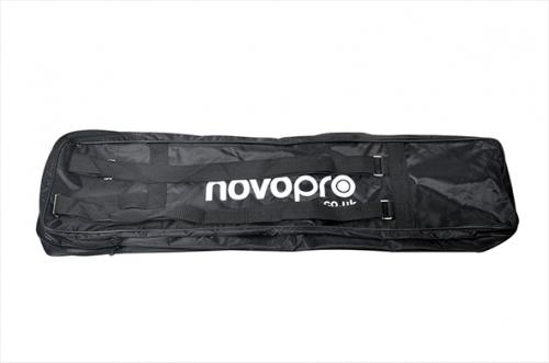 Novopro MB4 carry bag for 4 x mic stands