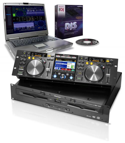 Pioneer MEP7000 CD / MP3 Player Controller Pack