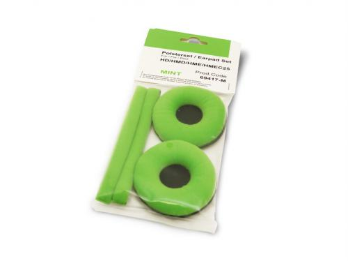 Ear Pad Set for Sennheiser HD25 Headphones - Mint