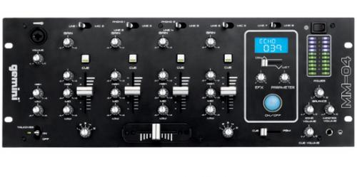Gemini MM04 Mixer