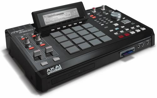 MPC2500 ULTIMATE PRODUCTION POWER