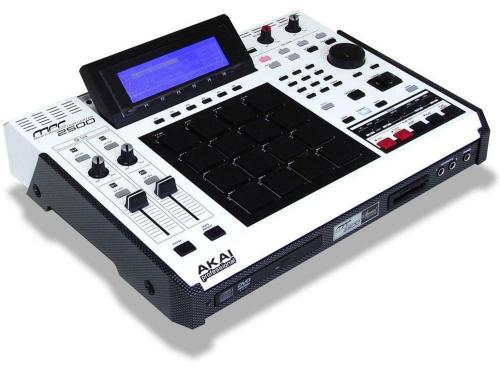 Akai MPC2500SE Sampler ltd Edition