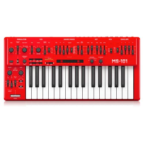 Behringer MS-101 Red