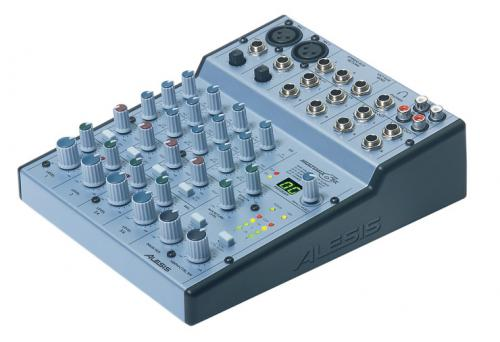Alesis Multimix 6FX Studio Mixer