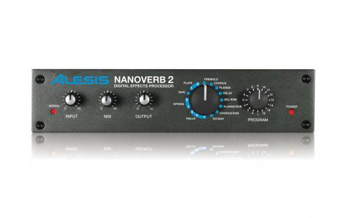 Alesis NanoVerb 2 52-Bit Digital Effects Processor