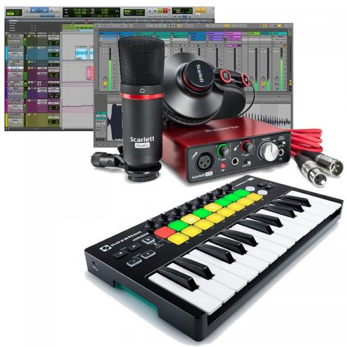 Novation Studio in a Box Mini 2nd Edition