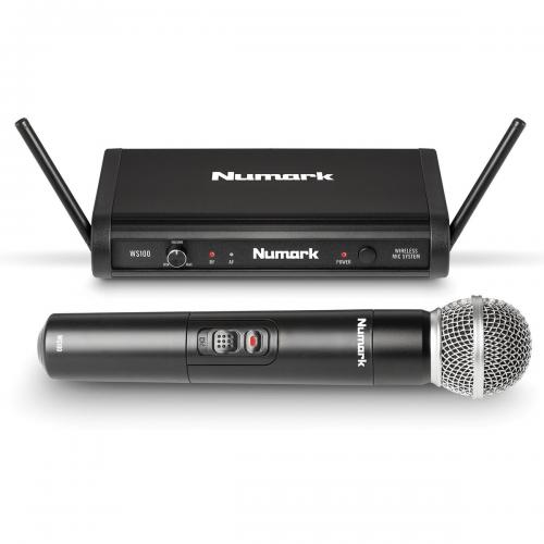 Numark WS-100 Digital Radio Microphone