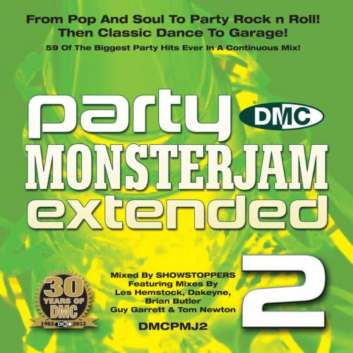 DMC Party Monsterjam 2 CD