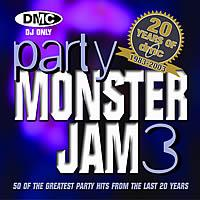 DMC Party Monsterjam Volume 3