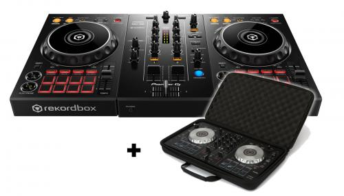 Pioneer DDJ-400 DJ Controller with FREE Bag