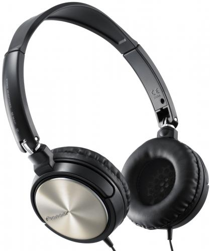 Pioneer SE-MJ531 Headphones Powerful bass sound
