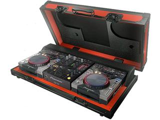 Pioneer PRO440FLT Flightcase for CDJ400/DJM400