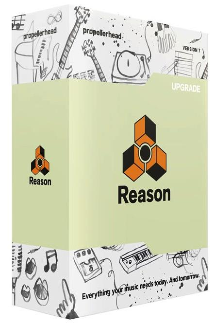 Propellerhead Reason 7 Upgrade