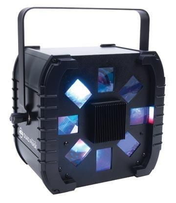 American DJ Quad Phase DMX LED Effect 10W