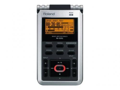 Roland R-05 WAVE/MP3 Player