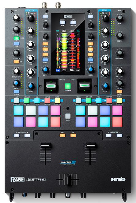 RANE SEVENTY-TWO MKII Battle Mixer