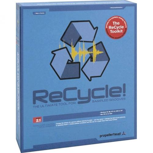 Propellerheads Recycle 2.1