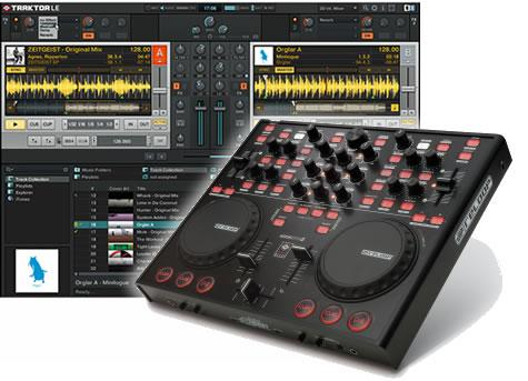 Reloop Digital Jockey 2 Master