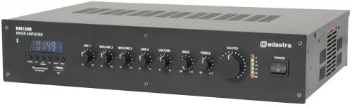 Adastra RM120B Mixer Amp with Bluetooth