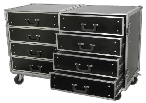 DJKITKASE Roadie Storage Case