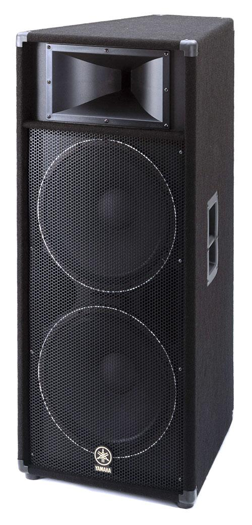 Yamaha s215v dual 15 for Yamaha 15 speakers