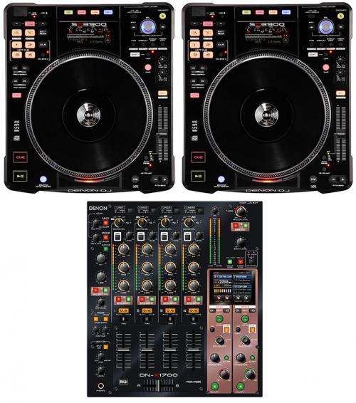 Denon SC3900 & DNX1700 Package **Black Friday Offer Was £2779**