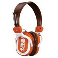 Skullcandy Double Agent Brown SD Headphone
