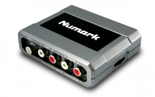 Numark Steroe iO USB Sound Card