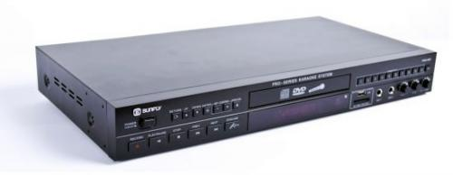 Sunfly DVD Pro 888 CD+G/DVD/MP3+G Karaoke MAchine