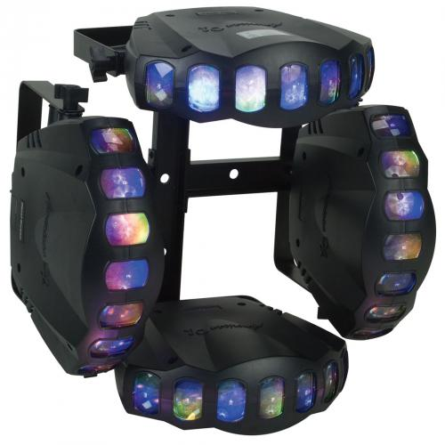American DJ Revo Sweep DMX LED Light Quad Set