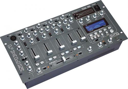 SYNQ SMX1 Digital Effect Mixer