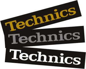 Technics Stickers