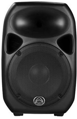 Wharfedale Titan 8A 300W Active Speaker with Speaker Bags