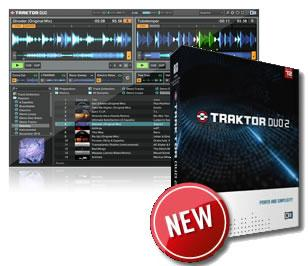 Traktor Duo 2 DJ Software DVD