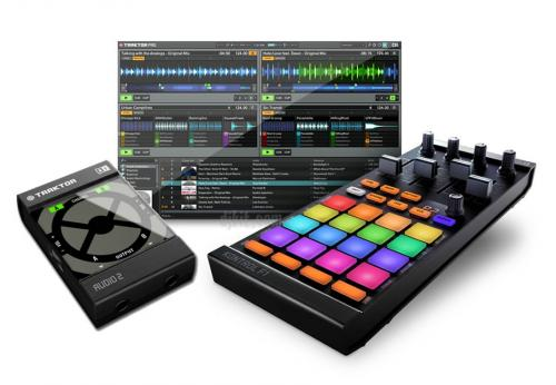 Traktor Kontrol F1 & Audio 2 Bundle Saver