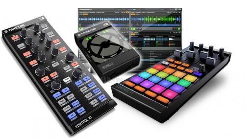 Traktor Kontrol F1 & X1 & Audio 2 Bundle Saver