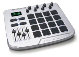 M-Audio Trigger Finger 16-Pad MIDI Control Surface