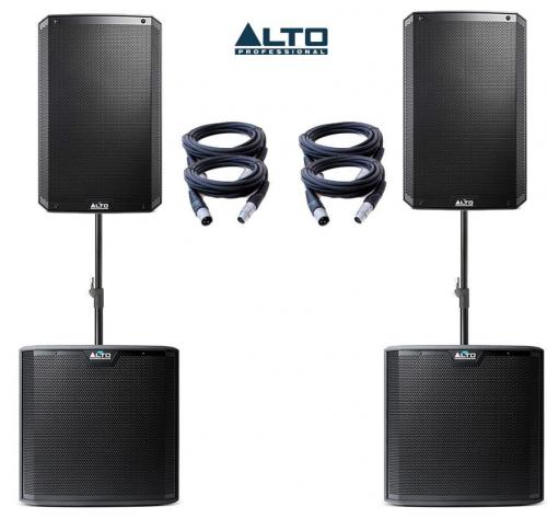 Alto TS315 & TS215S Power Pack 2