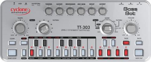Cyclone Analogic TT-303V2 Bass Bot