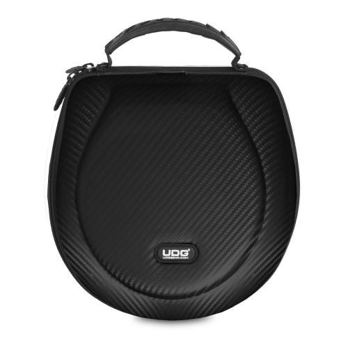UDG Creator Headphone Case Large Black PU U8202BL