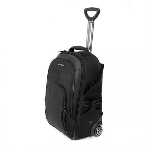 UDG Creator Wheeled Laptop Backpack - Black 21inch