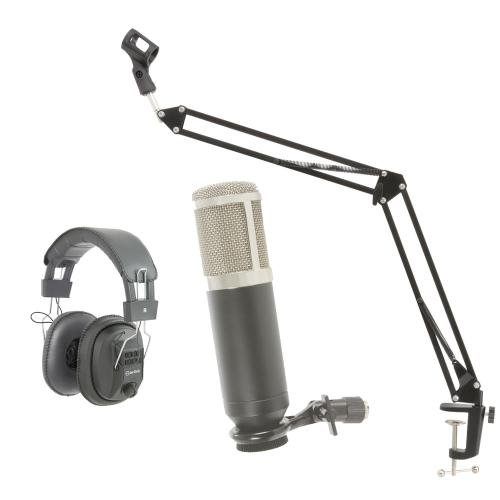 USB Home Studio Podcast Kit