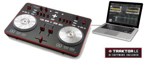 Virtual Dj Vestax Typhoon