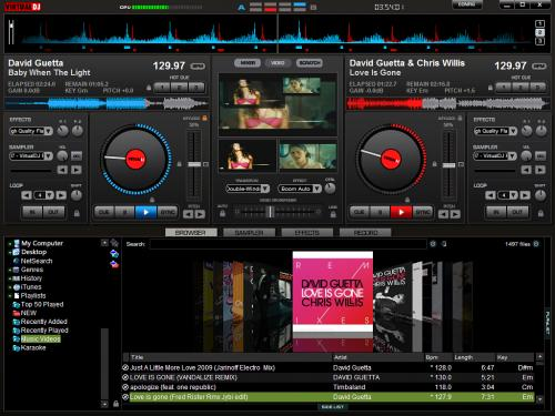 Virtual DJ Pro 7 Full Retail Video ALt2